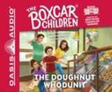 The Doughnut Whodunit - unabridged audio book on CD