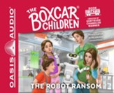 The Robot Ransom - unabridged audiobook edition on CD