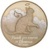 Cat Memorial Stepping Stone