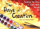The Days of Creation Art Book