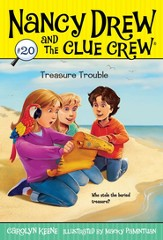 Treasure Trouble - eBook