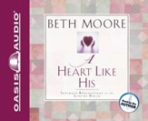 A Heart Like His, Audiobook on CD