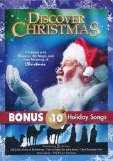 Discover Christmas with Bonus MP3