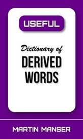 Useful Dictionary of Derived Words -  eBook