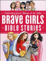 Brave Girls Bible Stories - Slightly Imperfect