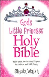 NKJV God's Little Princess Bible