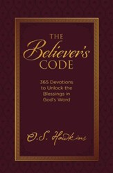 The Believer's Code: 365 Devotions to Unlock the Blessings of God's Word - eBook