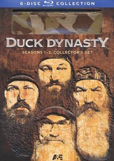 Duck Dynasty: Seasons 1-3, Blu-ray Gift Set