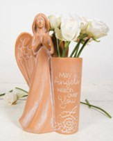 May Angels Watch Over You, Angel Vase