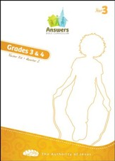 Answers Bible Curriculum Year 3 Quarter 2 Grades 3-4 Teacher Kit