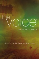 The Voice Reader's Bible, softcover