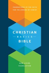 The Christian Basics Bible NLT - eBook