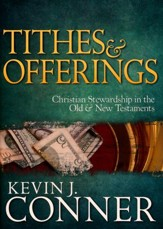 Tithes and Offerings: Christian Stewardship in the Old and New Testaments, pack of 10