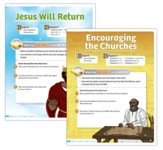 Answers Bible Curriculum Year 3 Quarter 4 Grades 3-4 Student Take-Home Sheets