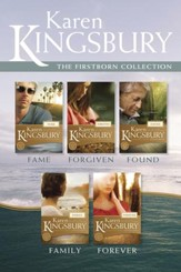 The Firstborn Collection: Fame / Forgiven / Found / Family / Forever - eBook