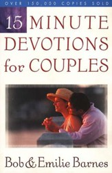 15-Minute Devotions for Couples (slightly imperfect)