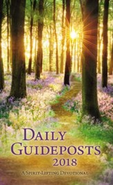 Daily Guideposts 2018: A Spirit-Lifting Devotional - eBook