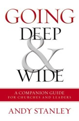 Going Deep and Wide: A Companion Guide for Churches and Leaders - eBook