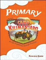 Camp Kilimanjaro VBS Primary Teacher Guide - Slightly Imperfect