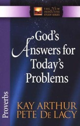 God's Answers for Today's Problems (Proverbs)