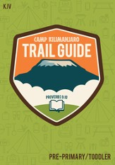 Camp Kilimanjaro VBS Pre-Primary/Toddler Trail Guide and  Sticker Sets (Pack of 10; KJV Version) - Slightly Imperfect