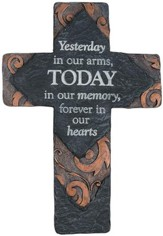 Today In Our Memory Wall Cross