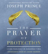 Prayer Of Protection, CD Audio