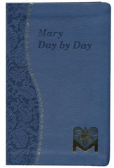Mary Day by Day, Imitation Leather, Blue