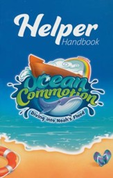 Ocean Commotion VBS Helper Handbooks (Set of 10)