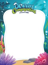 Ocean Commotion VBS Nametags (Pack of 10 Sheets)