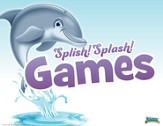 Ocean Commotion VBS Rotation Sign: Splish! Splash! Games