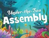 Ocean Commotion VBS Rotation Sign: Assembly