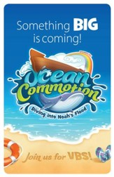 Ocean Commotion VBS Bulletin Inserts (Pack of 10)