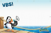 Ocean Commotion VBS Outdoor Vinyl Banner