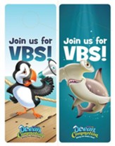 Ocean Commotion VBS Doorhangers (Pack of 10)