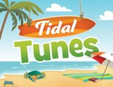 Ocean Commotion VBS Rotation Sign: Tidal Tunes