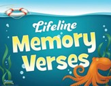 Ocean Commotion VBS Rotation Sign: Memory Verses