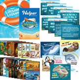 Ocean Commotion VBS Teacher Resources Kit: Pre-Primary