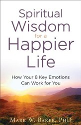 Spiritual Wisdom for a Happier Life: How Your 8 Key Emotions Can Work for You - eBook