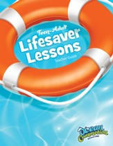 Ocean Commotion VBS Teen-Adult Guide - Slightly Imperfect