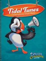 Ocean Commotion VBS Contemporary: Tidal Tunes Sheet Music