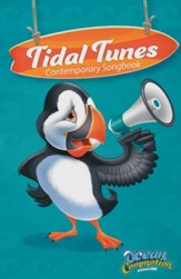 Ocean Commotion VBS Contemporary: Tidal Tunes Student  Songbooks (Pack of 10)