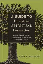 A Guide to Christian Spiritual Formation: How Scripture, Spirit, Community, and Mission Shape Our Souls - eBook