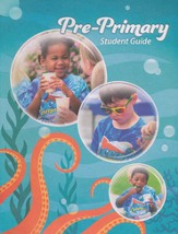 Ocean Commotion VBS Student Guides: Pre-Primary NKJV (Pack  of 10)