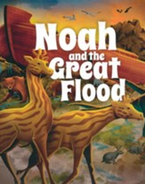 Noah and the Great Flood Booklet (Pack of 10)