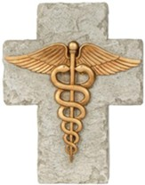 A Nurse's Prayer Mini Cross