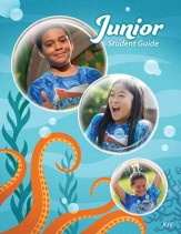 Ocean Commotion VBS Student Guides: Junior KJV (Pack of 10)