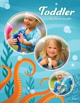 Ocean Commotion VBS Student Guides: Toddler KJV (Pack of 10)