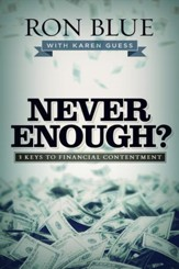 Never Enough?: 3 Keys to Financial Contentment - eBook