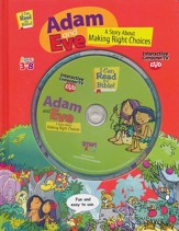 Adam And Eve with Interactive Computer DVD